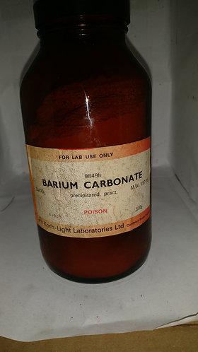 Barium carbonate, >99%