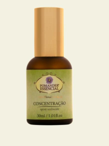 Pomander Essencial Concentração 30ml