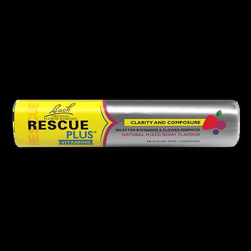 Rescue Plus Drops Frutas Vermelhas