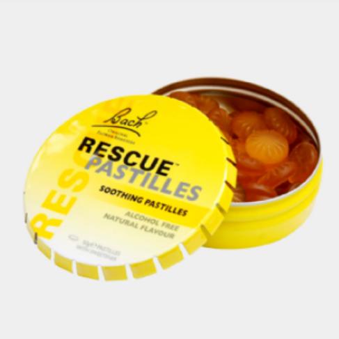 Rescue Pastilles Laranja