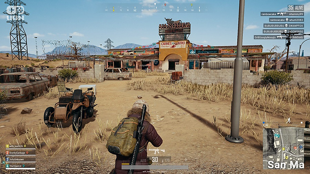 in playerunknown s battlegrounds there are multiple maps to choose from and the action can also be done through a first person perspective - fortnite vs battlegrounds