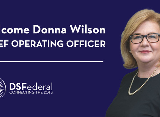 DSFederal Taps Donna Wilson as Chief Operating Officer