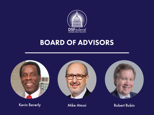 DSFederal Introduces Inaugural Board of Advisors