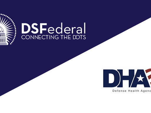 DSFederal Awarded DHA Contract for Program Management Support