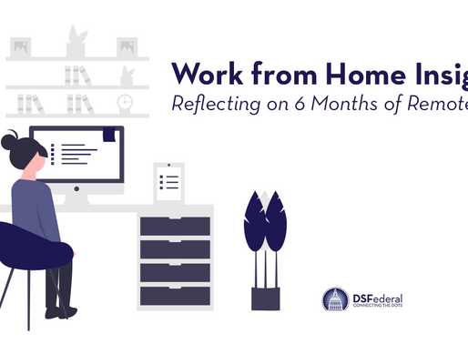 Work from Home Insights: Reflecting on 6 Months of Remote Work