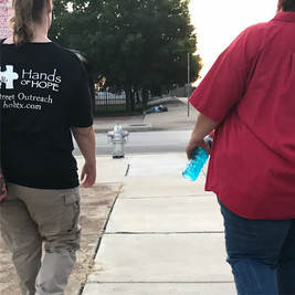 Downtown Fort Worth Outreach