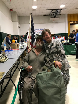 Annual Veteran Stand Down