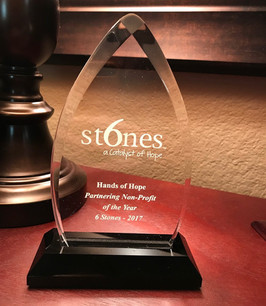 Partnering Non-Profit of the Year Award