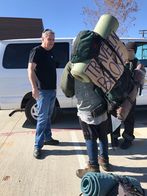 Transport to Shelter