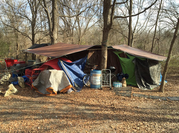 Hidden Campsite