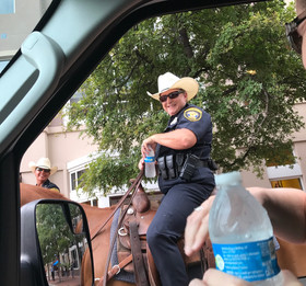 Sharing water with FWPD Mounted