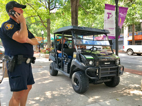 Downtown Fort Worth Street Outreach