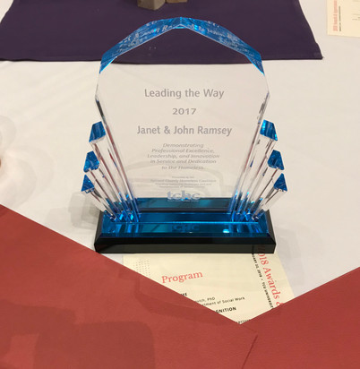 Leading the Way Award