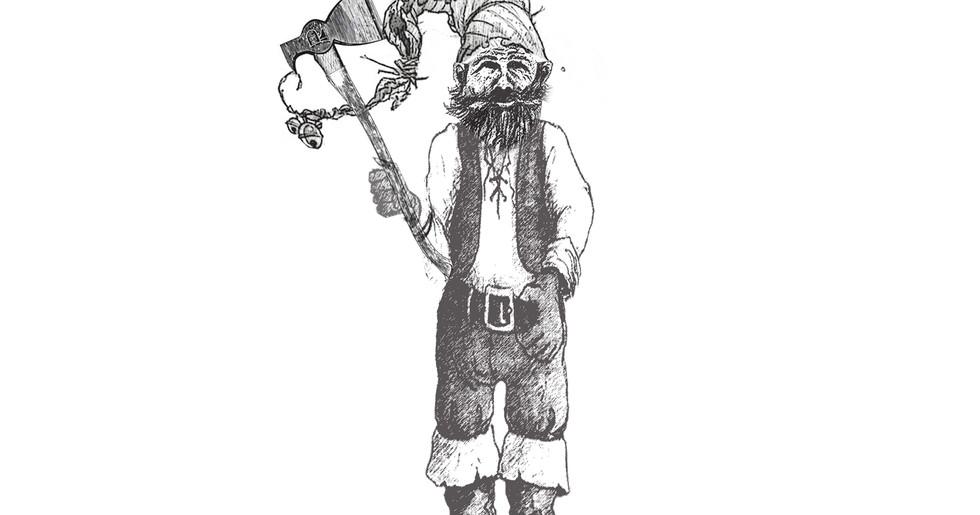 The Little Feller of Fingle, By Eleanor