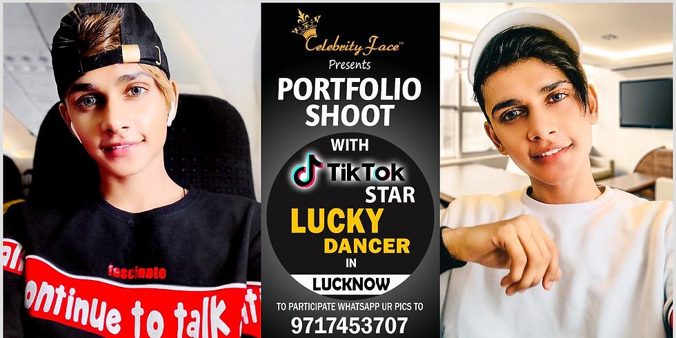 Meet Top Tik Tok Star Lucky Dancer in Lucknow on 22nd September