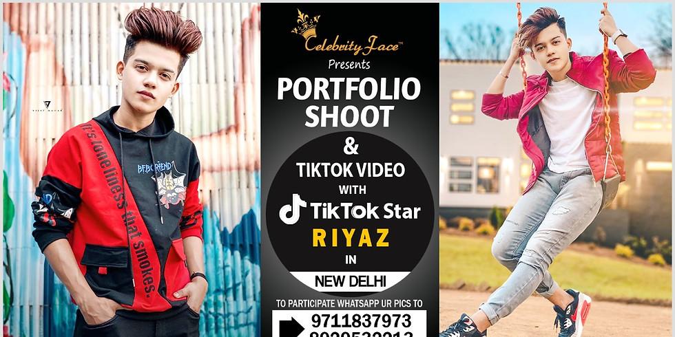 Meet Top Tik Tok Star Riyaz in Delhi on 1st March