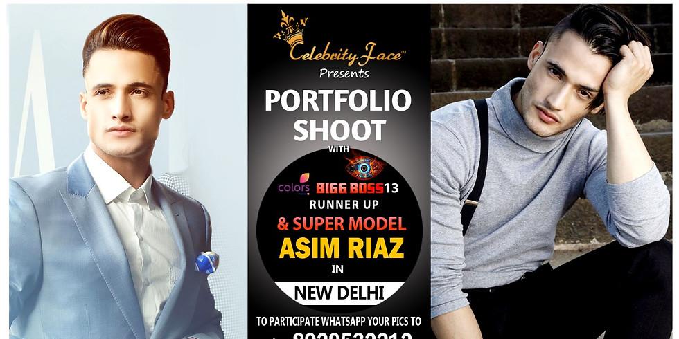 Meet Top Model & Bigg Boss 13 Runner Up Asim Riaz at Celebrity Face Delhi on 24th May