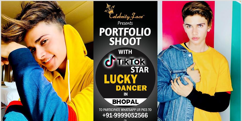 Meet Top Tik Tok Star Lucky Dancer in Bhopal on 15th September