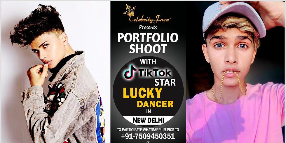 Meet Top Tik Tok Star Lucky Dancer in Delhi on 21st September