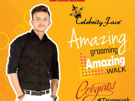 Tryamvak is Selected for the Celebrity Face Fashion Show