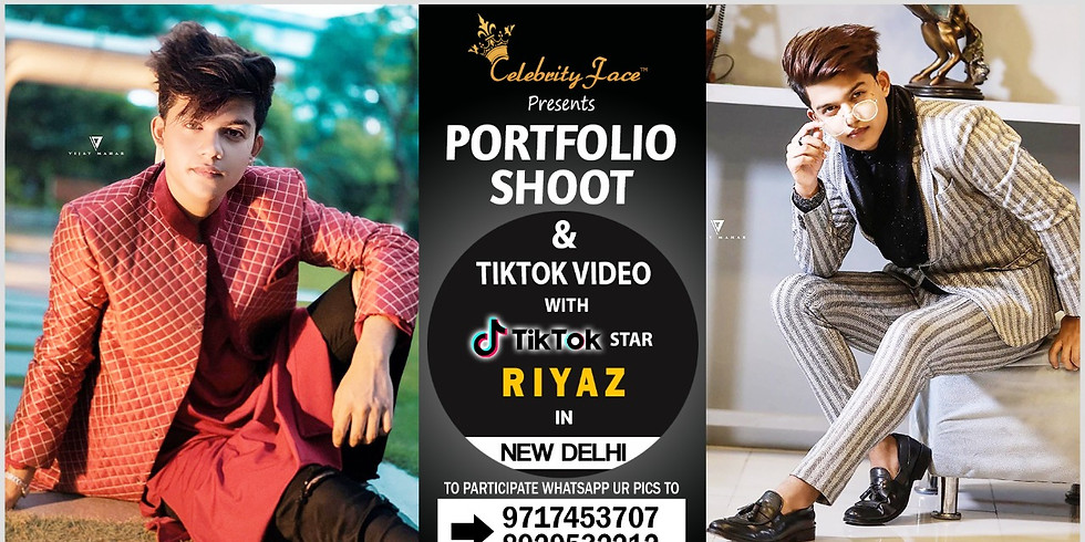 Meet Top Tik Tok Star Riyaz in Delhi on 19th January