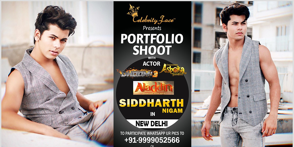 Meet Top Tv Actor Siddharth  Nigam In New Delhi on 30th June