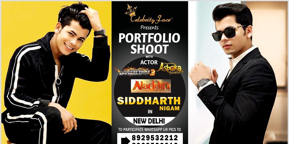 Meet Top Tv Actor Siddharth Nigam  in Delhi on 13th June