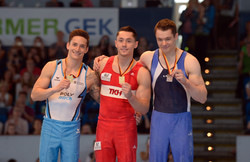 Andreas Toba Medaille