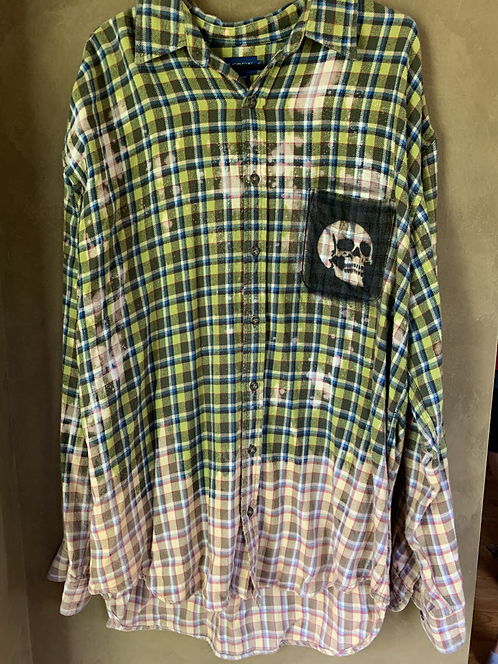 Skull Pocket - Men's XL (tall)
