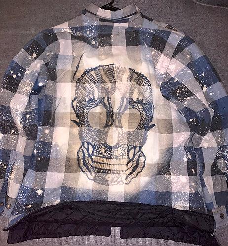 Skull - Men'sL (jacket)