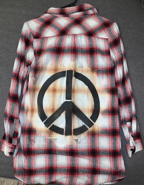 Peace Sign - Women's XS