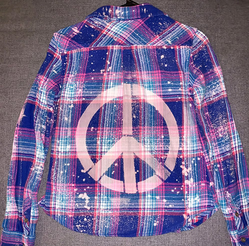 Peace Sign - Women's XS