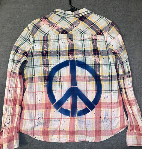 Peace Sign - Women's M