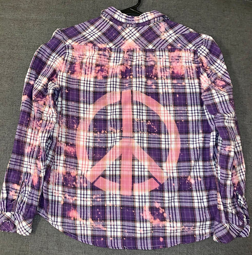 Peace Sign - Women's S