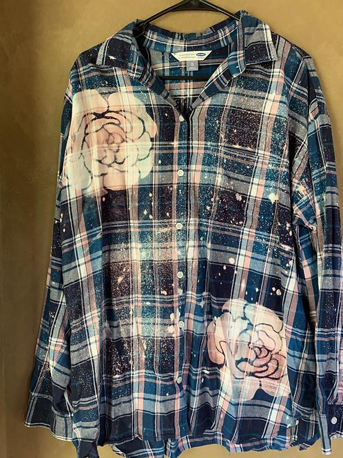 Roses - Women's XL