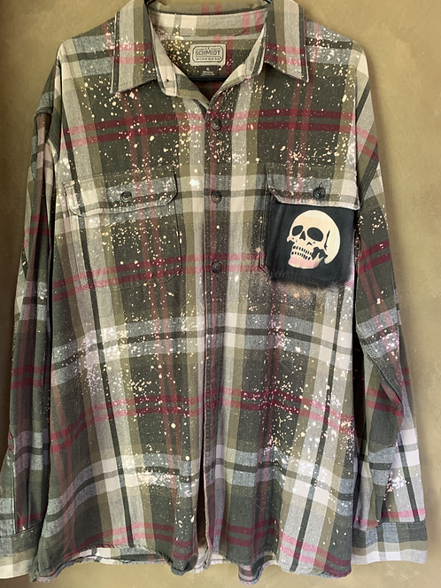 Skull Pocket - Men's XL