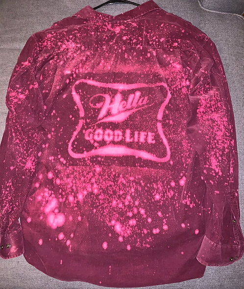 Hella Good Life  - Men's XL (corduroy)