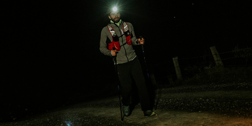 Caminata Nocturna de Montaña