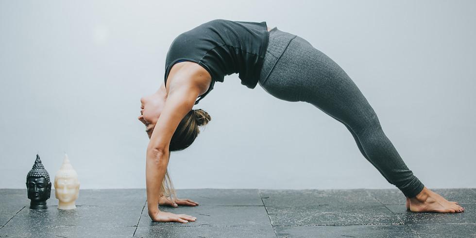 Sesión de Yoga Básico