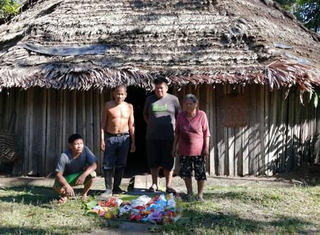 ¡Así de fácil podemos ayudar a nuestros indígenas!