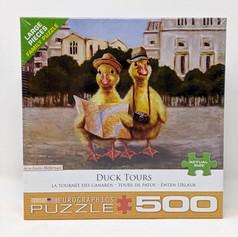 """$18.00  """"Duck Tours"""" by Lucia Heffernan"""