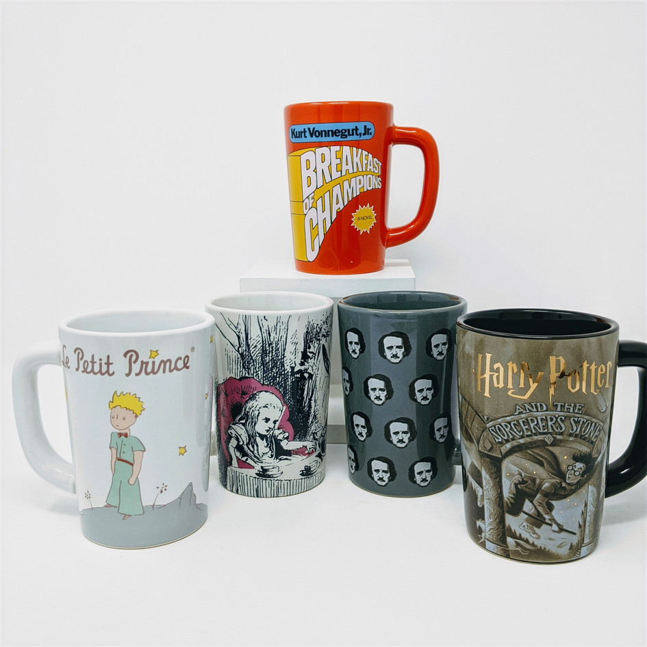 Out of Print Mugs
