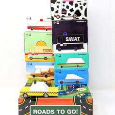 $27.00 Roads to Go Box