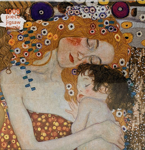 $21.00  The Three Ages of Woman by Gustav Klimt
