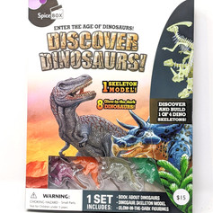 $15.00  Spice Box Discover Dinosaurs