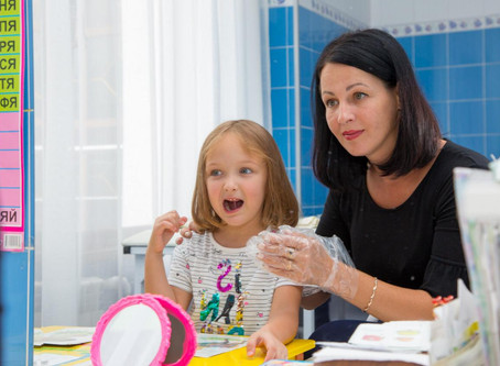 Как развивается речь ребенка?