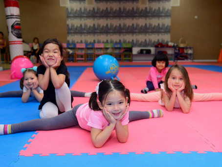 Почему стоит отдать ребенка на художественную гимнастику?