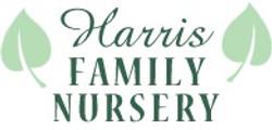Harris Family Nursery logo