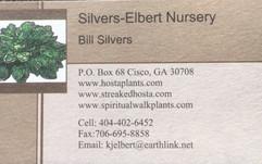 Silvers-Elbert Nursery