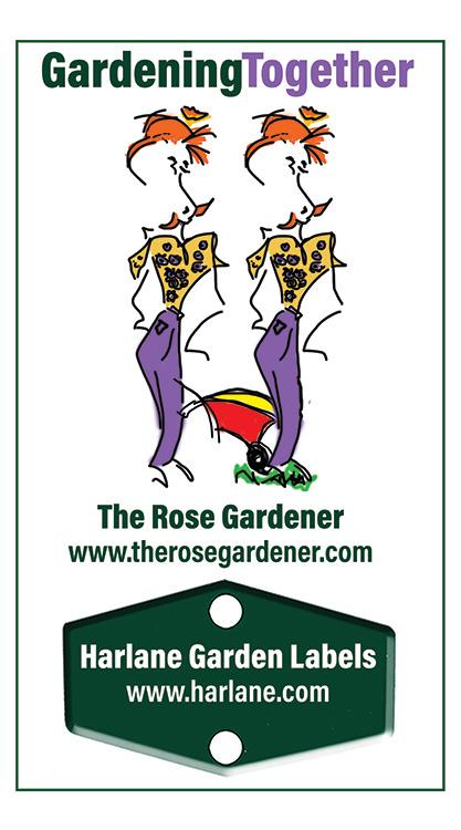 The Rose Gardener logo